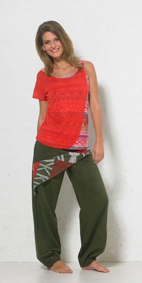 14581 Tee shirt femme imprime 7 -