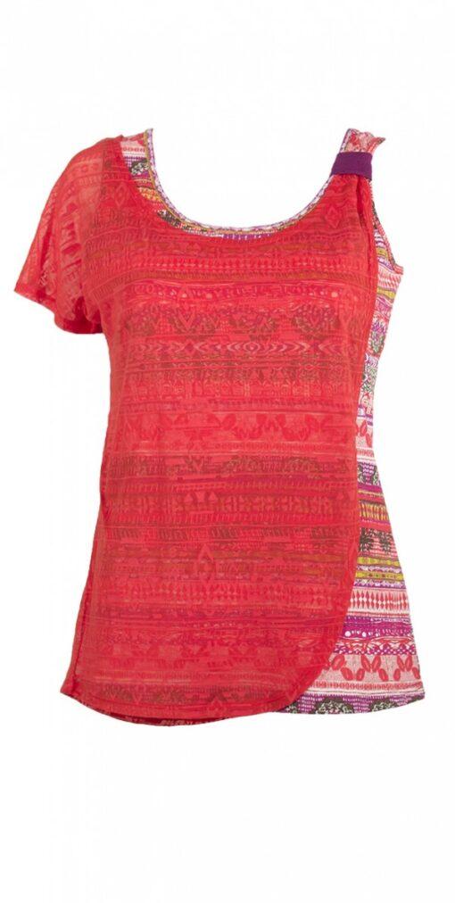 14581 Tee shirt femme imprime 7 2 -