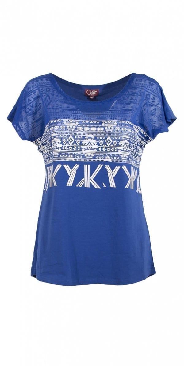 14965 Tee shirt femme col rond 7 2 -