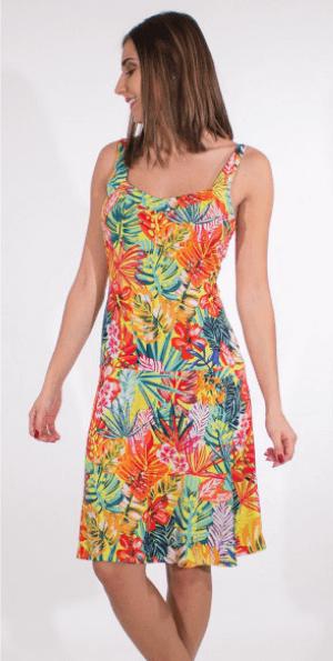 Poletna obleka RO16501 2 -