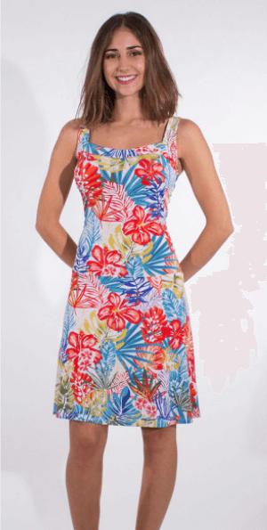 Poletna obleka RO16501 (3)
