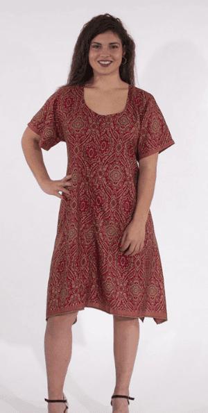 Poletna obleka RO16505 (1)