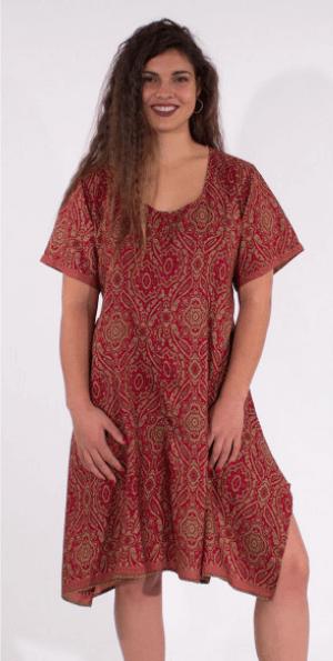 Poletna obleka RO16505 (2)