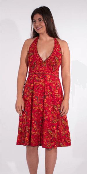 Poletna obleka RO16511 (1)