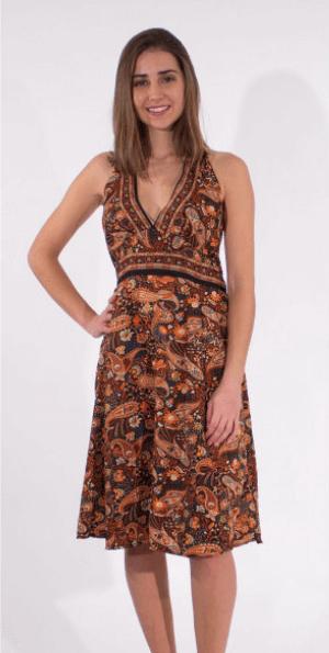 Poletna obleka RO16511 2 -