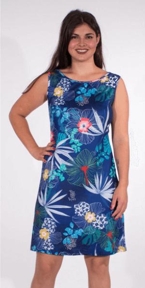 Poletna obleka RO16515 (1)