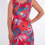 Poletna obleka RO16515 (3)