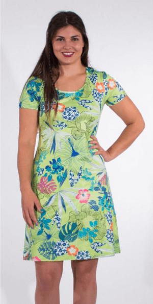 Poletna obleka RO16515 4 -