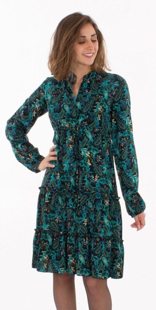 Obleka iz viskoze RO16467 2 -