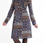 RO16053 Obleka iz viskoze 3