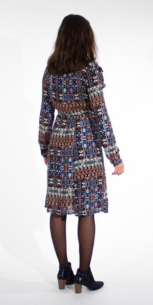 RO16053 Obleka iz viskoze 4 -