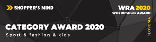 WRA 2020 category award Slovenia