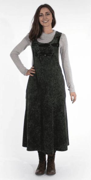 Dolga obleka RO16402 1 -