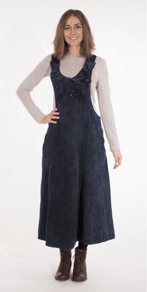 Dolga obleka RO16402 3 -