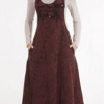 Dolga obleka RO16402 (5)