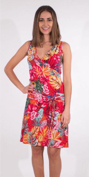 Poletna obleka RO16502 3 -