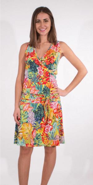 Poletna obleka RO16502 (4)