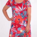 Poletna obleka RO16513 (3)