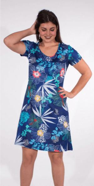 Poletna obleka RO16513 (4)