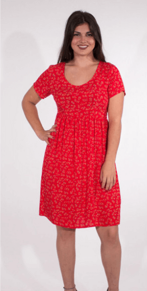 Poletna obleka RO16545 (4)