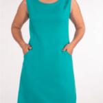 Poletna obleka RO16558 4 -