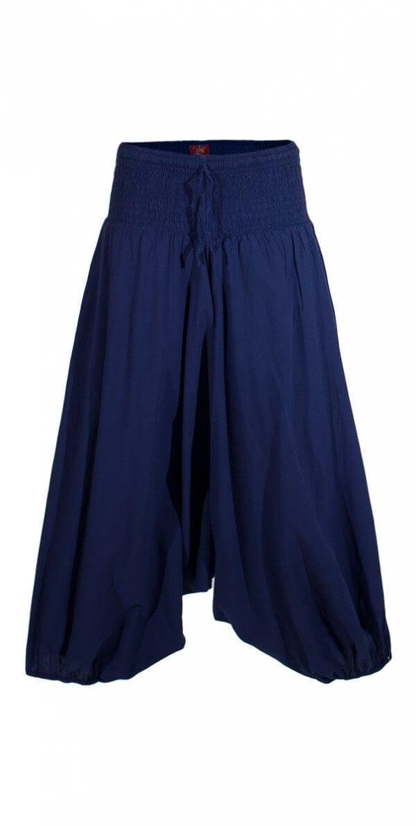Bombažne harem hlače PA14187 (2)