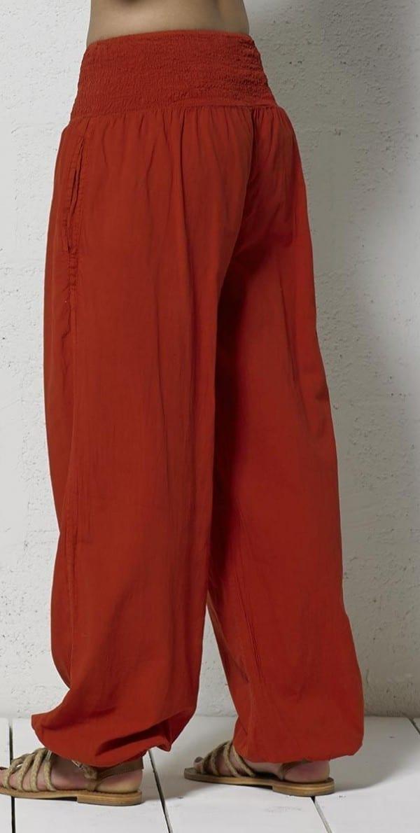 Bombažne hlače aladinke PA14227 (6)
