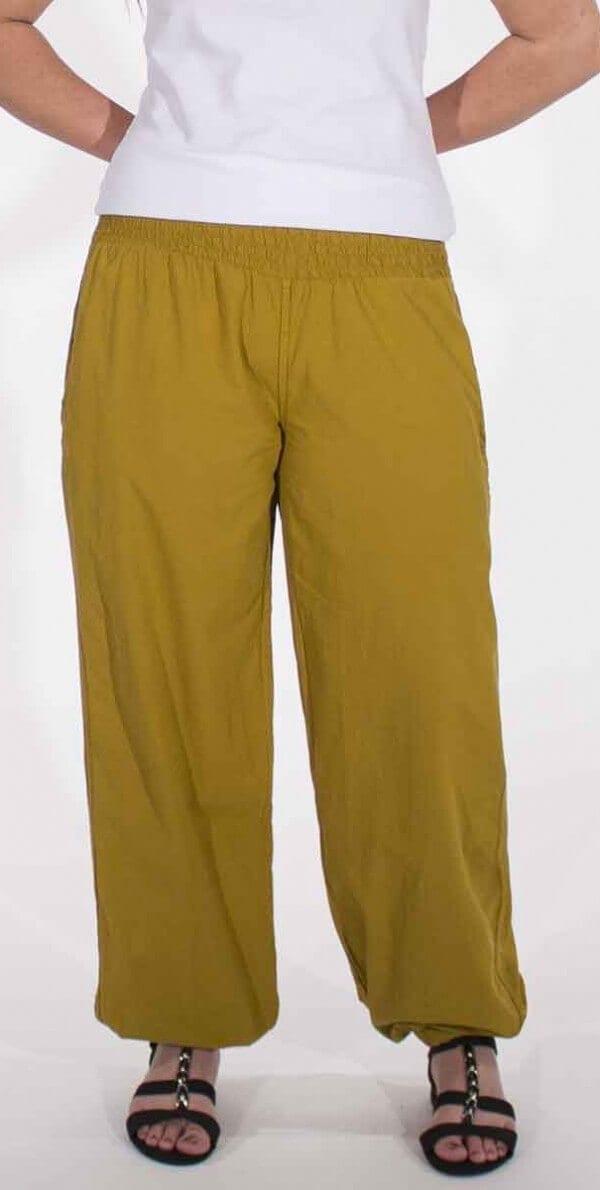 Bombažne hlače aladinke PA14227 (8)