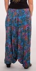 harem hlače iz viskoze PA16569 (3)