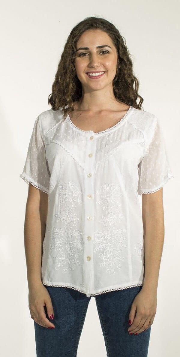 Bluza iz viskoze CH16311 2 -