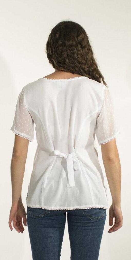 Bluza iz viskoze CH16311 3 -