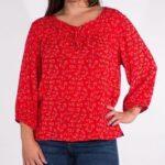 Bluza iz viskoze CH16542 1 -