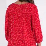Bluza iz viskoze CH16542 (2)