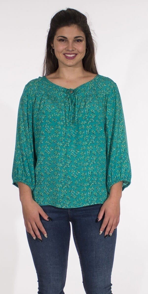Bluza iz viskoze CH16542 (3)