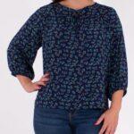 Bluza iz viskoze CH16542 (4)