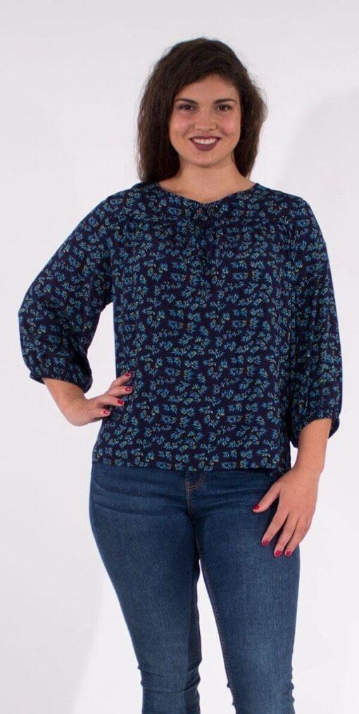 Bluza iz viskoze CH16542 4 -