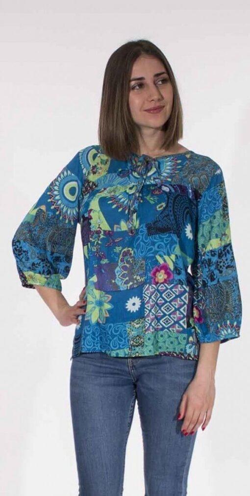 Bluza iz viskoze CH16574 1 -