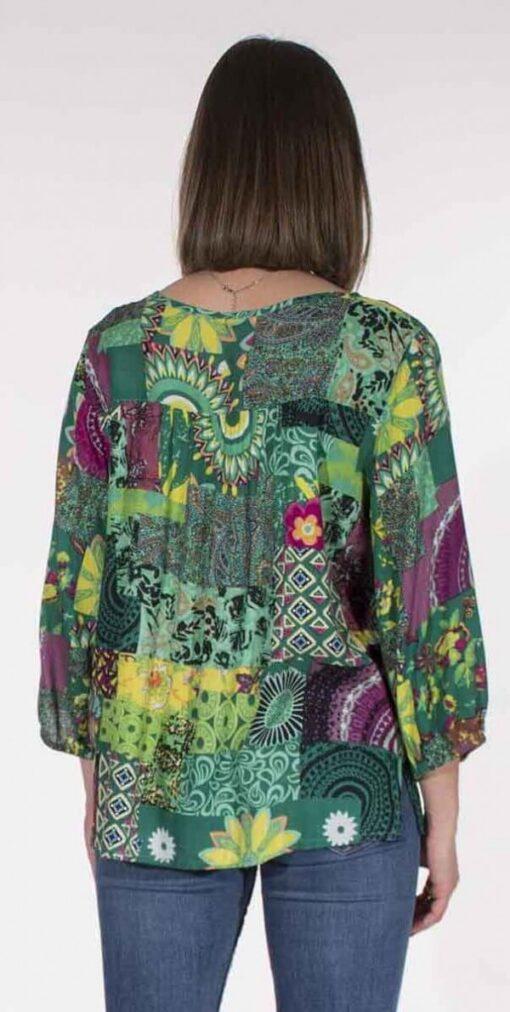 Bluza iz viskoze CH16574 4 -