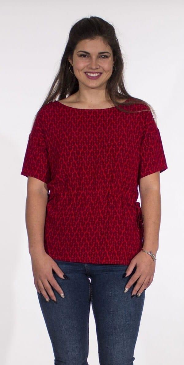 Bluza iz viskoze CH16589 (2)