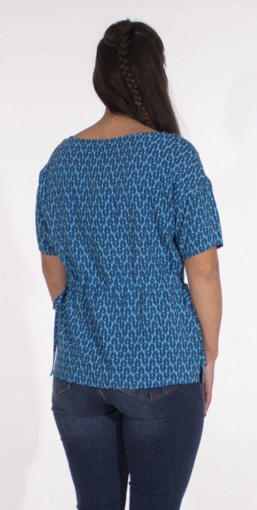 Bluza iz viskoze CH16589 4 -