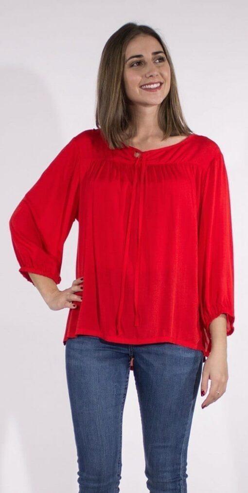 Bluza iz viskoze CH16609 1 -