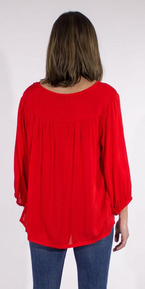 Bluza iz viskoze CH16609 2 -