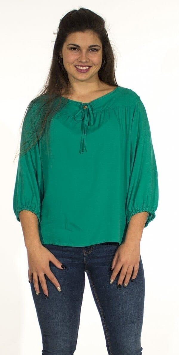 Bluza iz viskoze CH16609 3 -