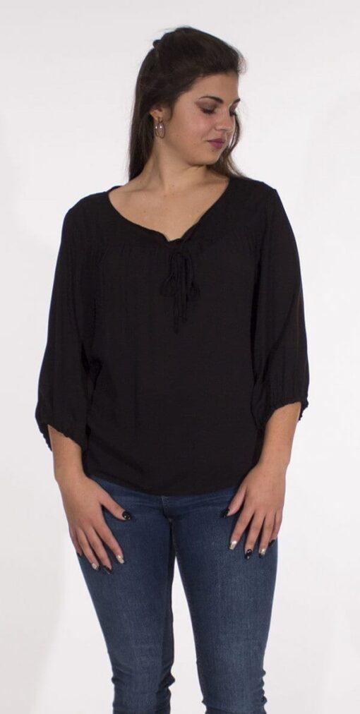 Bluza iz viskoze CH16609 4 -