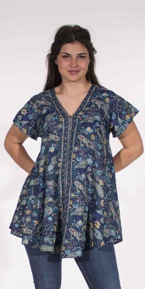 Bluza s kratkimi rokavi CH16510 2 -