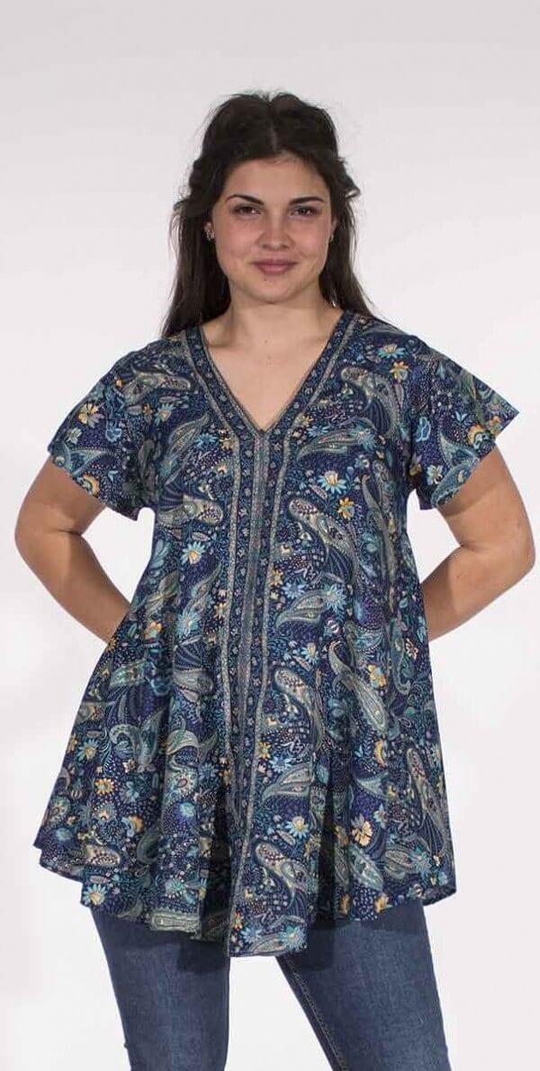 Bluza s kratkimi rokavi CH16510 (2)