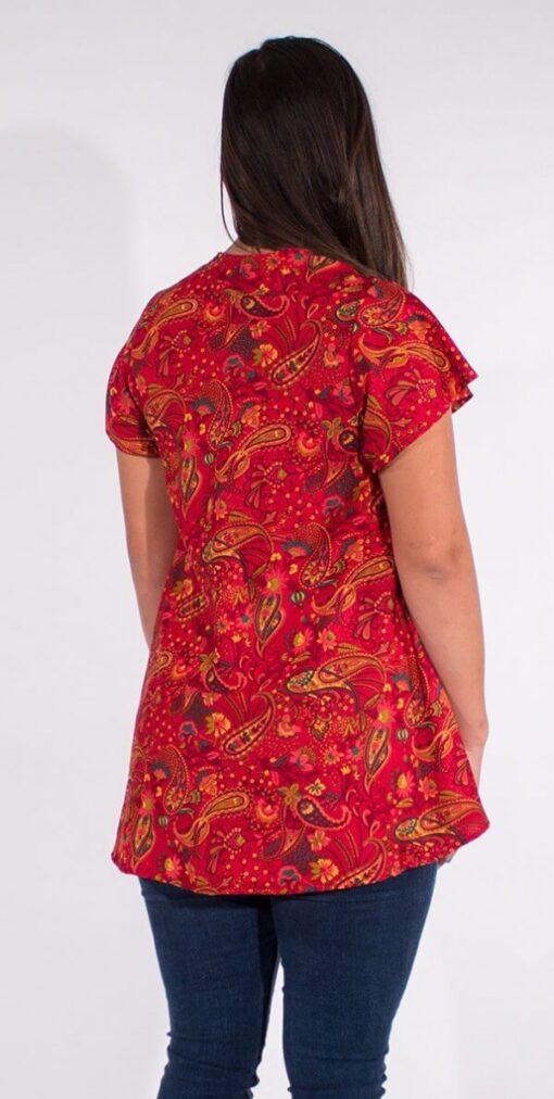 Bluza s kratkimi rokavi CH16510 4 -