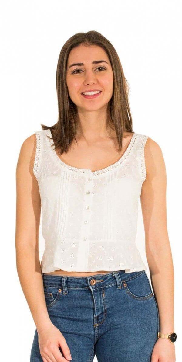 Bombažna majica bluza TS16346 (1)