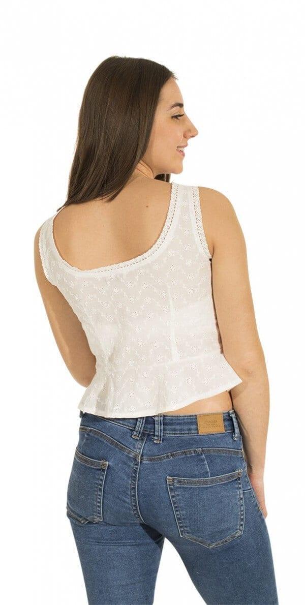 Bombažna majica bluza TS16346 (2)