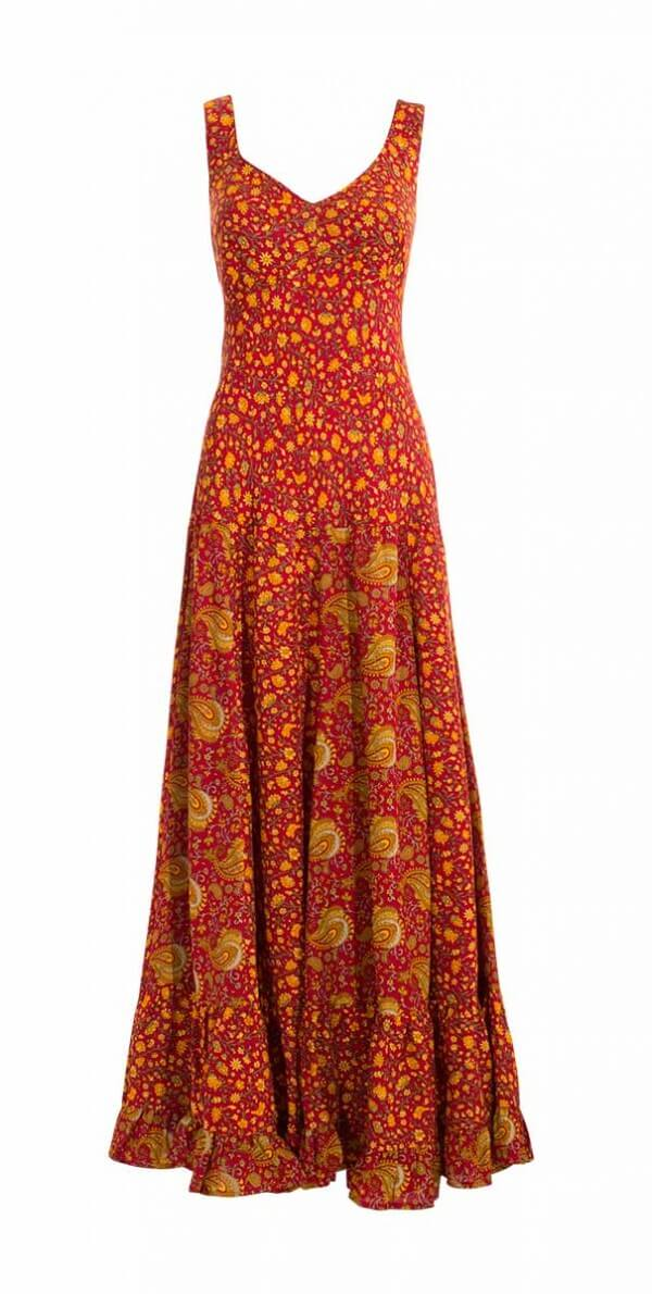 Dolga obleka RO15890 (5)